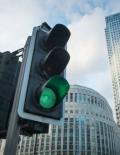 Système radio de priorité aux feux de trafic